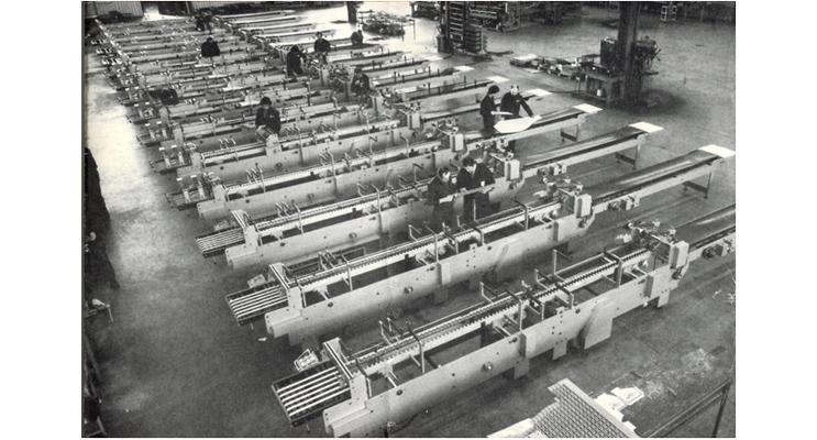 Artículo revista Alabrent de los 70 años de la empresa VEGA